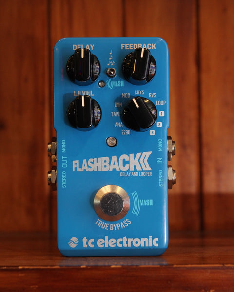 TC Electronic Flashback 2 Delay Pedal
