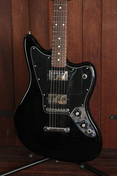 *NEW ARRIVAL* Fender Blacktop Jaguar HH Black Pre-Owned