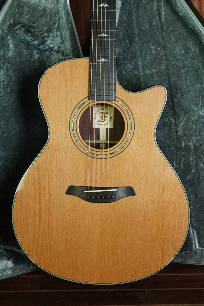 Furch G23C Cutaway Cedar Acoustic-Electric Guitar - The Rock Inn - 1