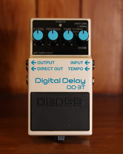 Boss DD-3T Digital Delay Pedal