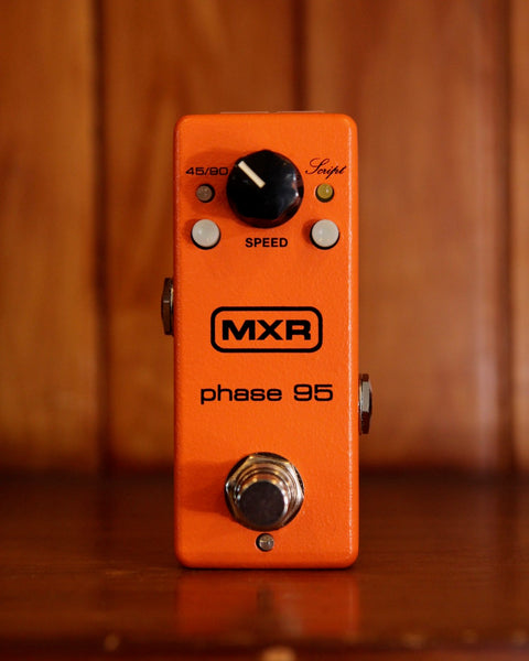 MXR Mini Phase 95 Phaser Pre-Owned