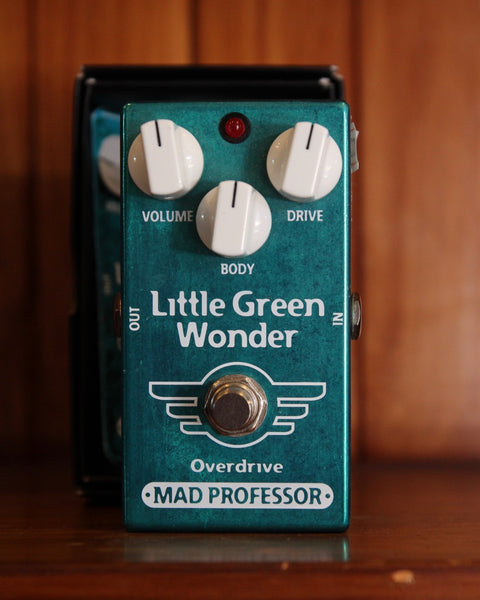 Mad Professor Little Green Wonder Pedal Pre-Owned