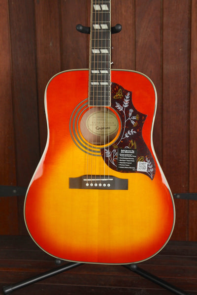 Epiphone Hummingbird Acoustic-Electric Guitar