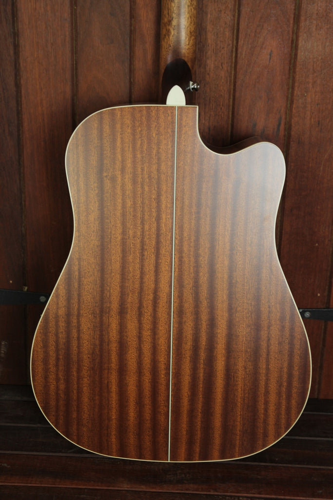 Cort MR710FL Dreadnought Left Handed Acoustic-Electric Guitar - The Rock Inn
