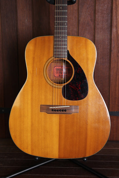 Yamaha FG-140 Vintage Acoustic Guitar Red Label Japan Pre-Owned