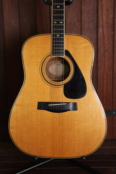 Yamaha L-5 Acoustic Guitar Made in Japan Pre-Owned
