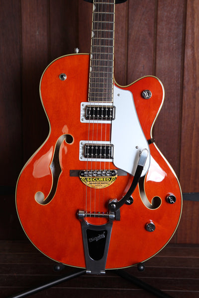 Gretsch G5420T Electromatic Hollowbody Guitar Orange Stain