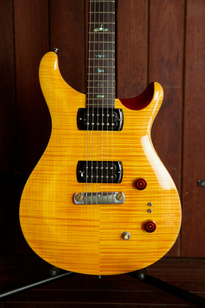 PRS Paul Reed Smith SE Pauls Guitar Amber