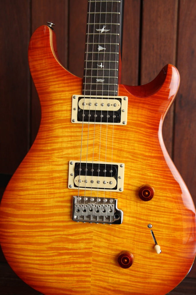 PRS Paul Reed Smith SE Custom 22 Vintage Sunburst