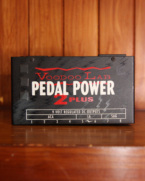 Voodoo Labs Pedal Power 2 Plus Pedal Power Pre-Owned