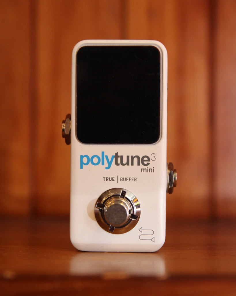 TC Electronic Polytune Mini 3 Pedal Tuner Pre-Owned