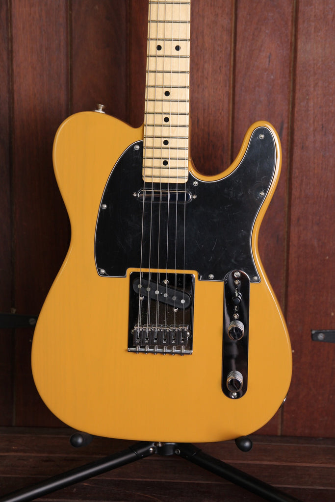 Fender Player Series Telecaster Butterscotch Blonde Electric Guitar