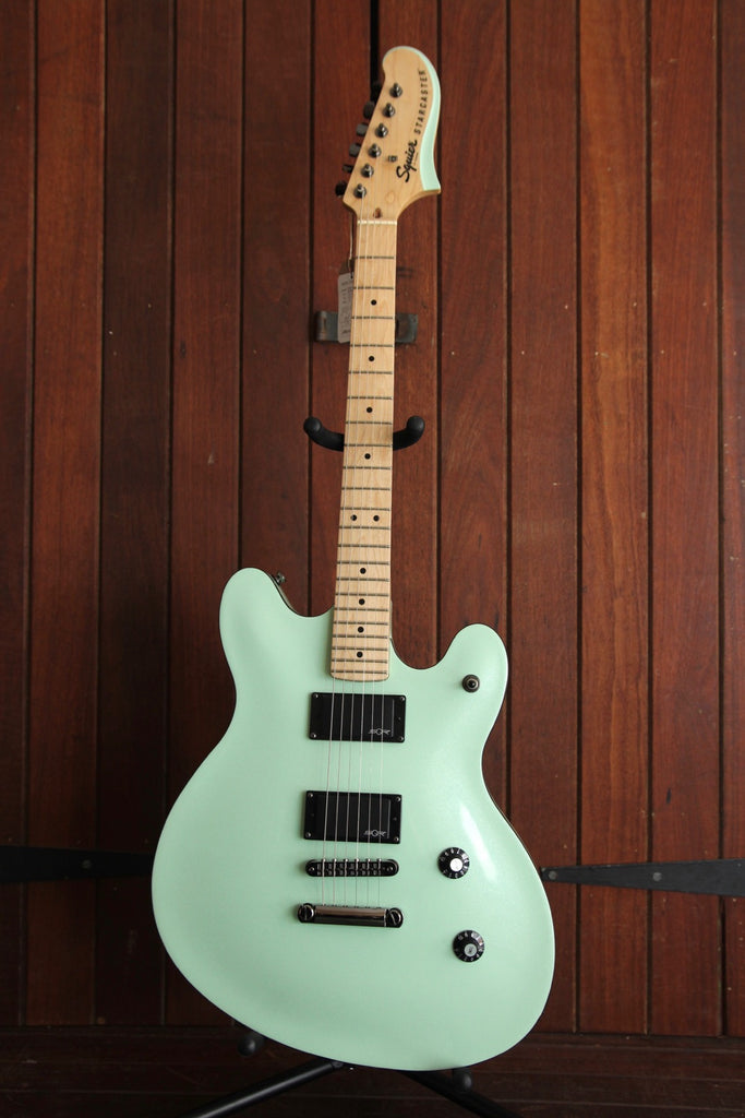 Squier Contemporary Active Starcaster Sea Foam Green