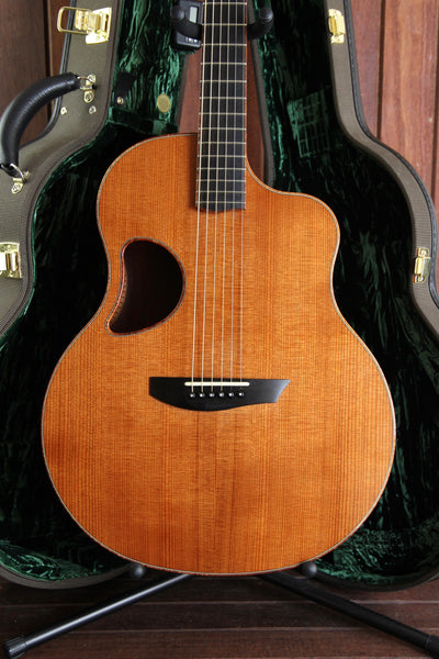 McPherson MG-4.5 Redwood & Madagascar Rosewood Acoustic Guitar Pre-Owned