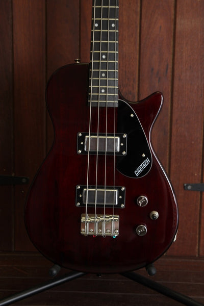 Gretsch G2220 Jr Jet Bass II Solidbody Walnut