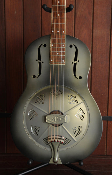 Michael Messer 12-fret Blues Resonator Pre-Owned
