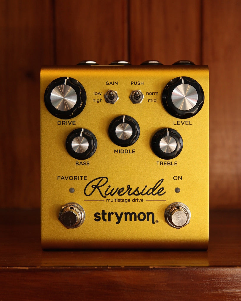 Strymon Riverside Multistage Drive *In stock Now* - The Rock Inn - 1