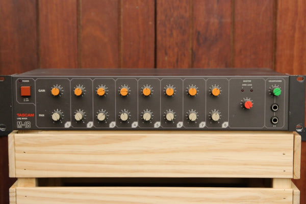 Tascam M1-B Rack Module Mixer Pre-Owned