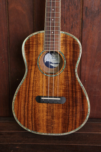 Fender Montecito Tenor Ukulele with Gig Bag Natural