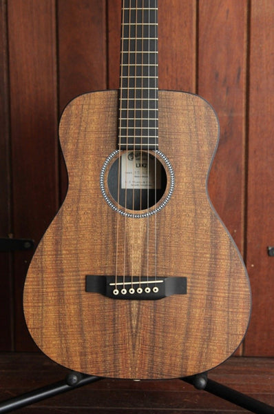 Martin X Series LXK2 Little Martin Koa Acoustic Guitar