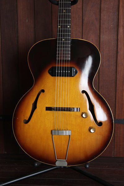 Gibson ES-125T Vintage 1957 Hollowbody Sunburst Guitar