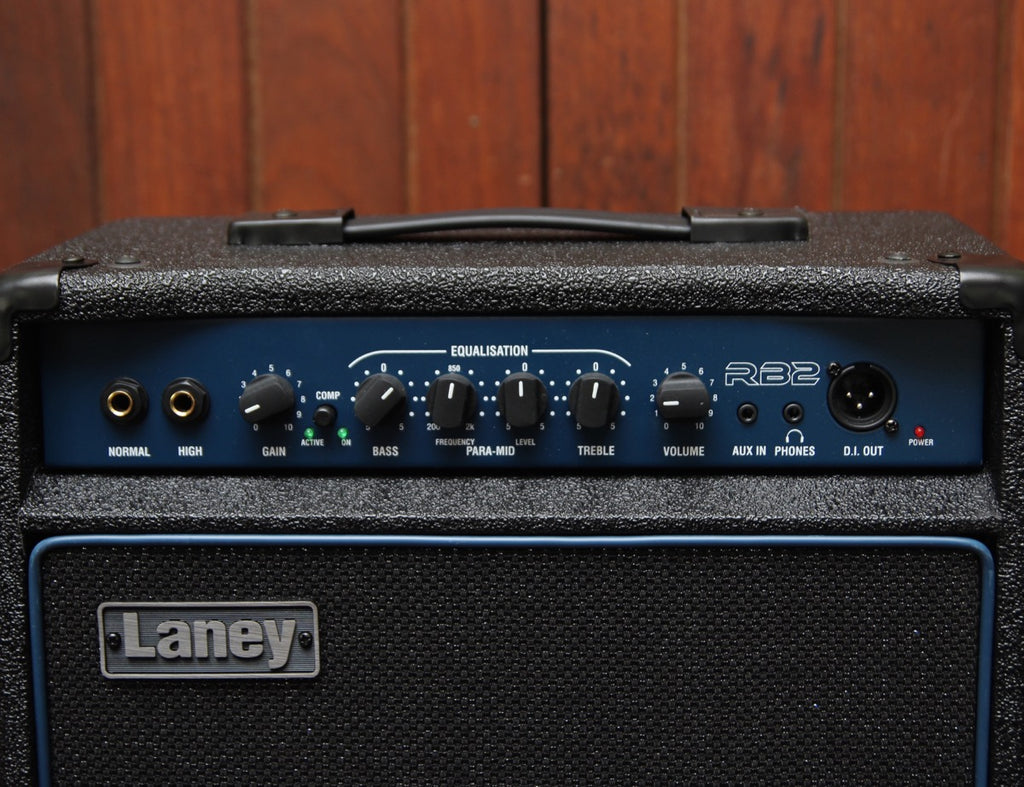 Laney Richter Series RB2 30w Bass Combo