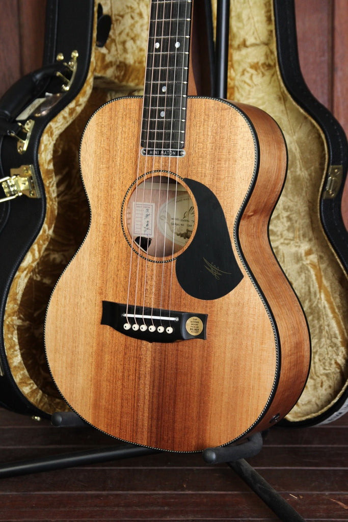 Maton EMBW-6 Blackwood Mini Electric Acoustic Guitar