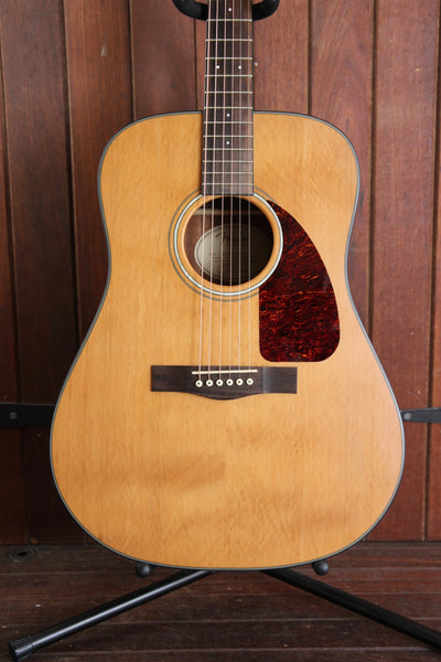 Fender CD-140S Acoustic Guitar Pre-Owned