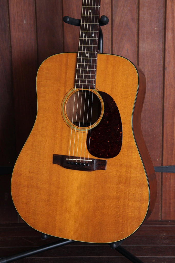 Martin D-18 Vintage 1973 Dreadnought Acoustic Guitar