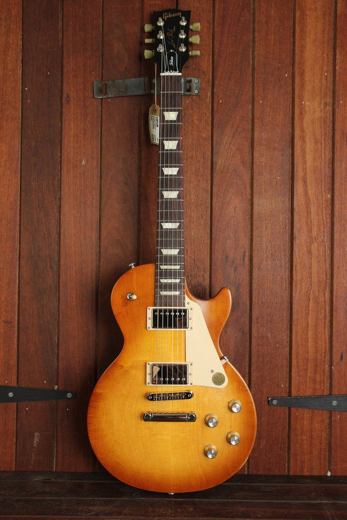 Gibson Les Paul Studio Tribute T Honey Burst - The Rock Inn - 2