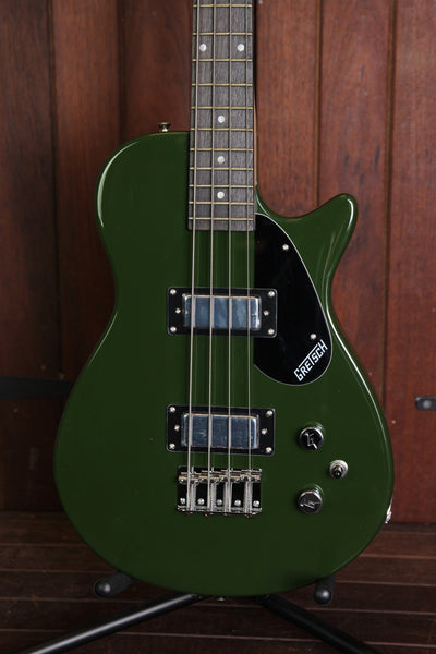 Gretsch G2220 Jr Jet Bass II Solidbody Torino Green