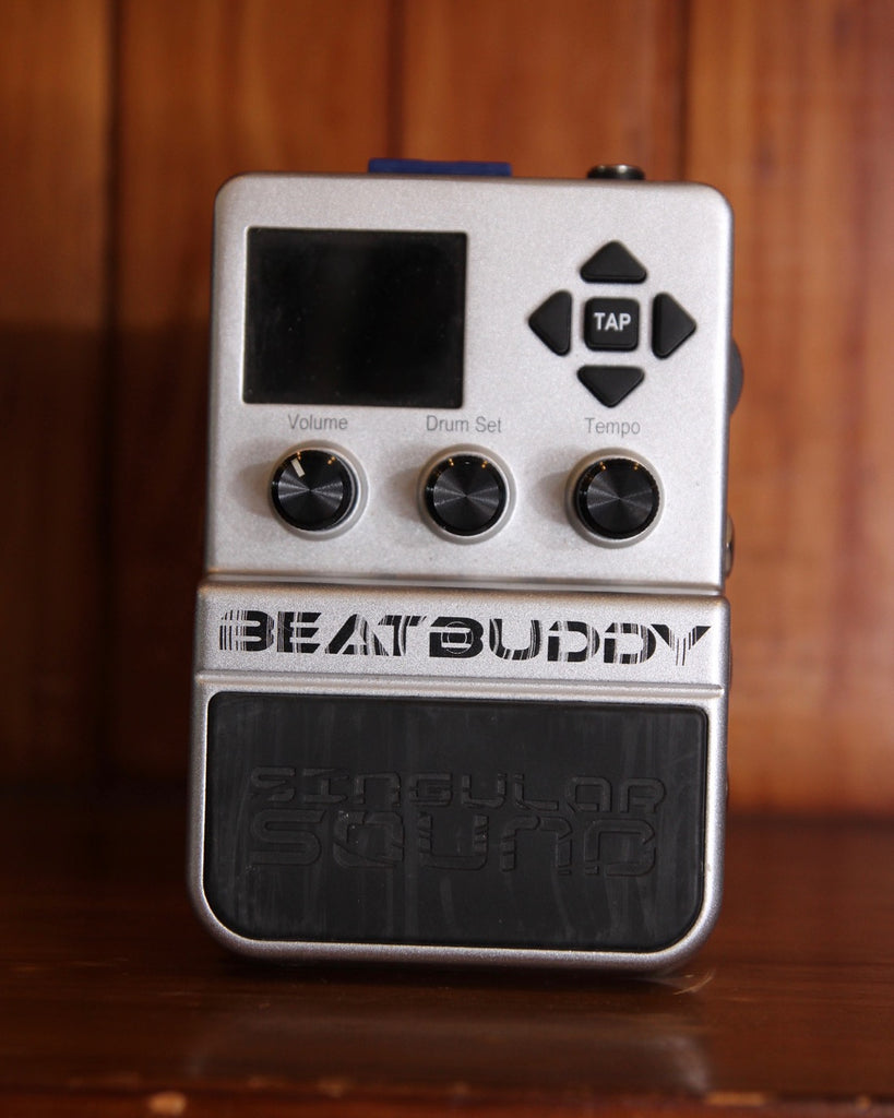 Singular Sound BeatBuddy Drum Machine Pedal With Footswitch Pre-Owned
