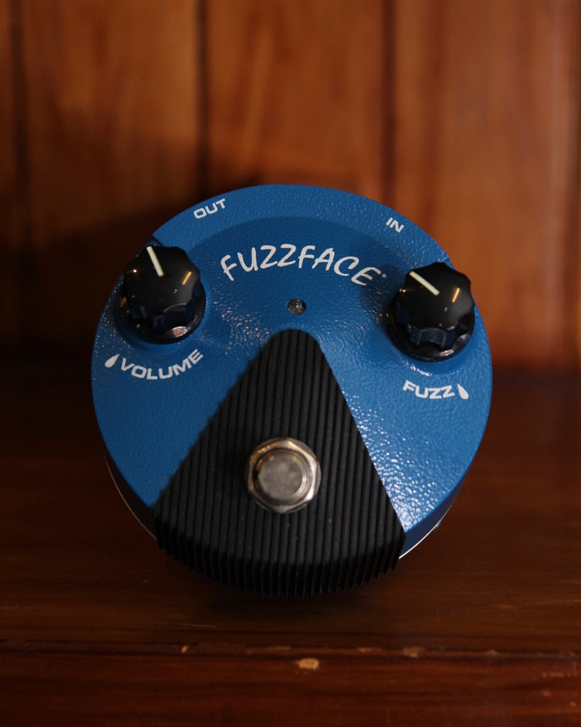 Dunlop Fuzz Face Mini Silicon Fuzz Pedal Pre-Owned