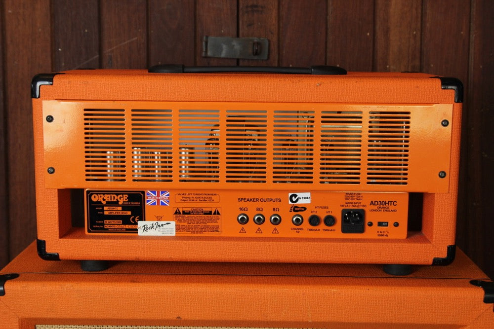 Orange AD30HTC 30w Valve Head
