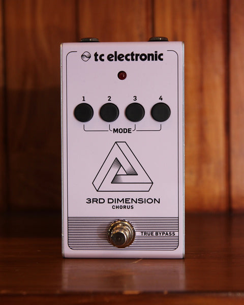 TC Electronic 3rd Dimension Chorus Effect Pedal