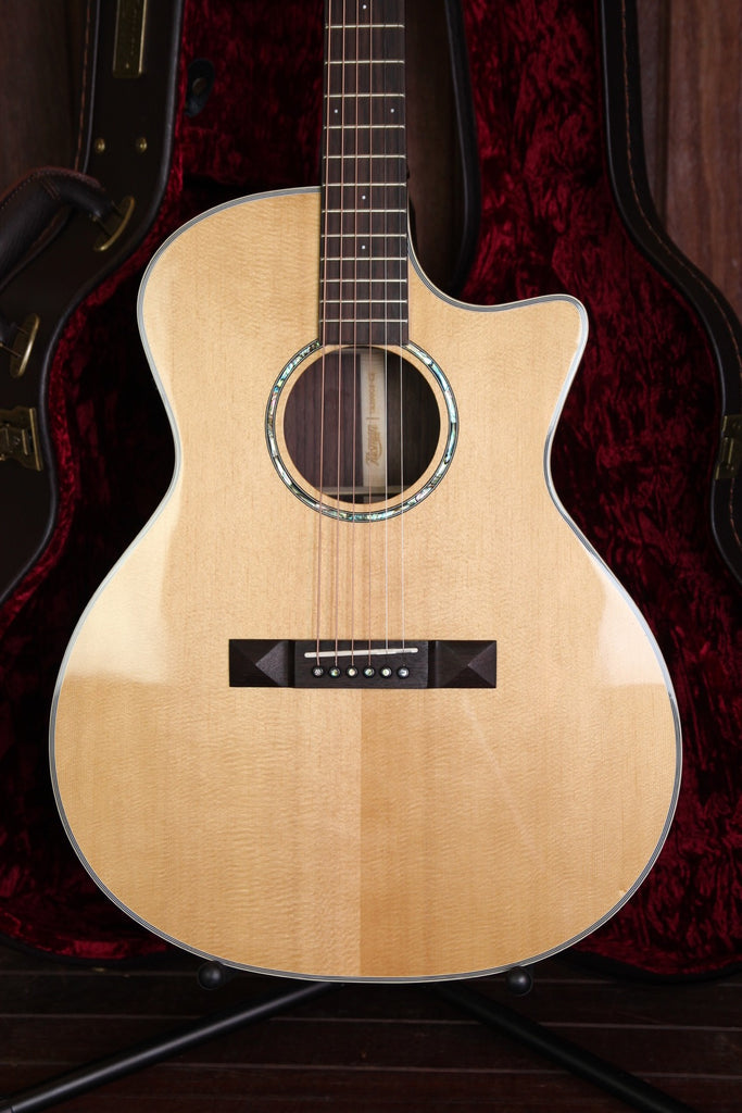 TA200GS-CE Grand Symphony Acoustic Electric Guitar with Case