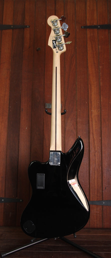 Squier Vintage Modified Jaguar Bass (Active) Black