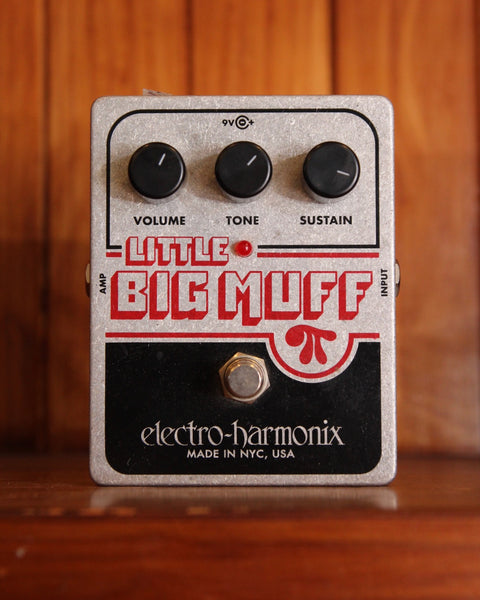 Electro-Harmonix Little Big Muff Fuzz Pedal Pre-Owned