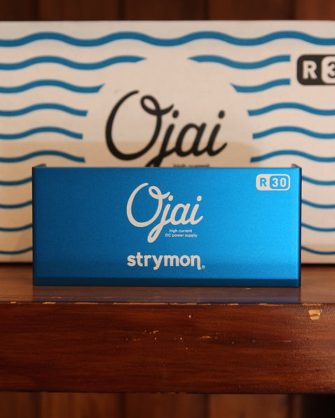 *NEW ARRIVAL* Strymon Ojai R30 Compact High Current Pedal Power Supply