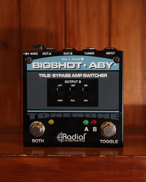 Radial Engineering Bigshot ABY Switcher