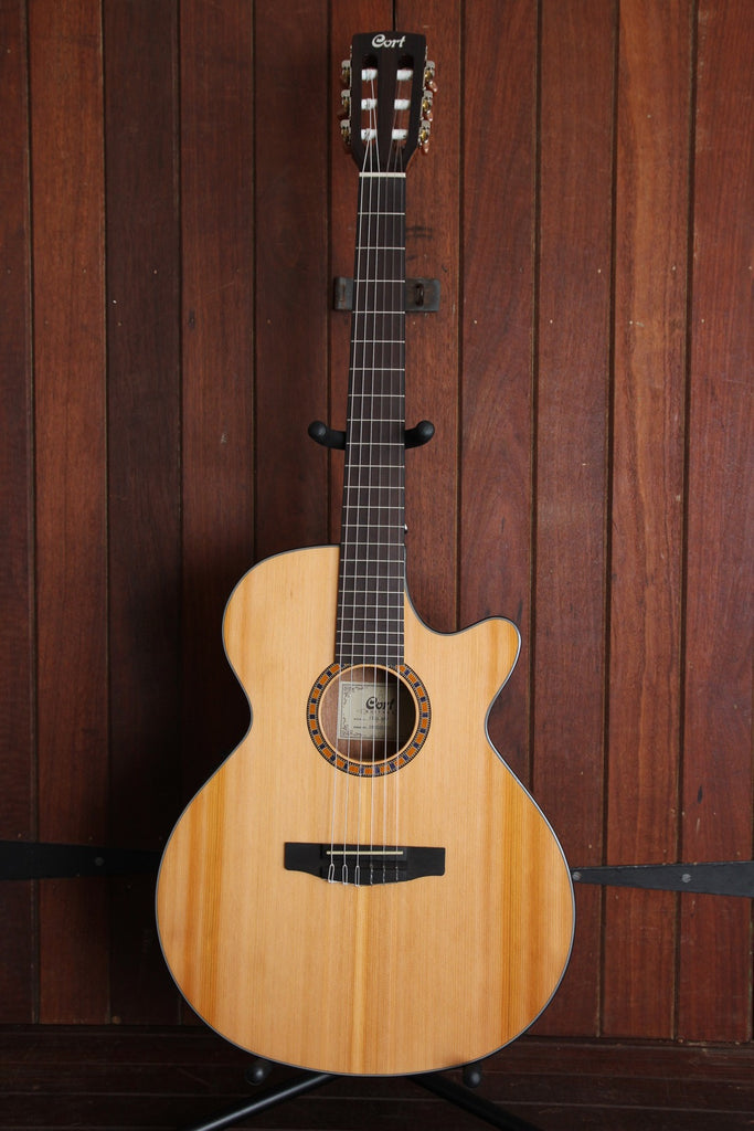 Cort CEC-5 Classical Acoustic-Electric Guitar