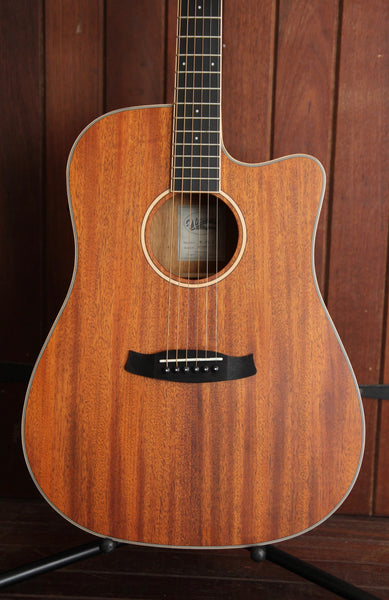 Tanglewood Union Solid Top Dreadnought TWUDCE Acoustic-Electric Guitar