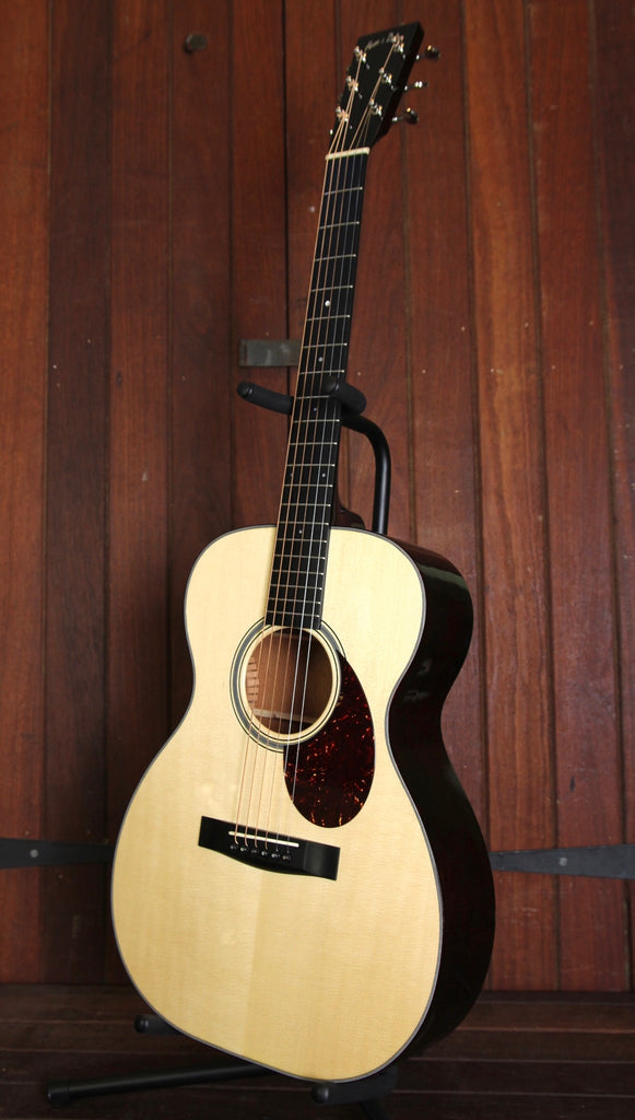 Huss & Dalton T00-14 Spruce/Mahogany Grand Concert Acoustic Pre-Owned