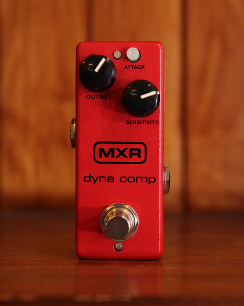 MXR Dyna Comp Mini Compressor Pedal Pre-Owned