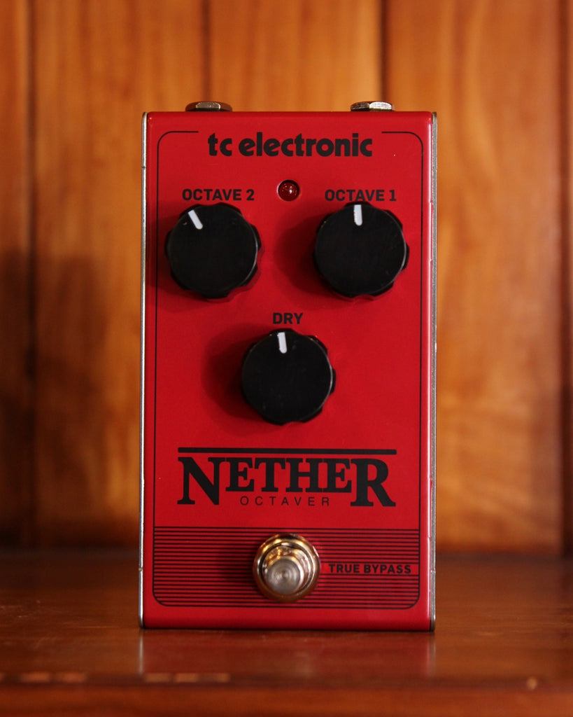 TC Electronic Nether Octave Pedal