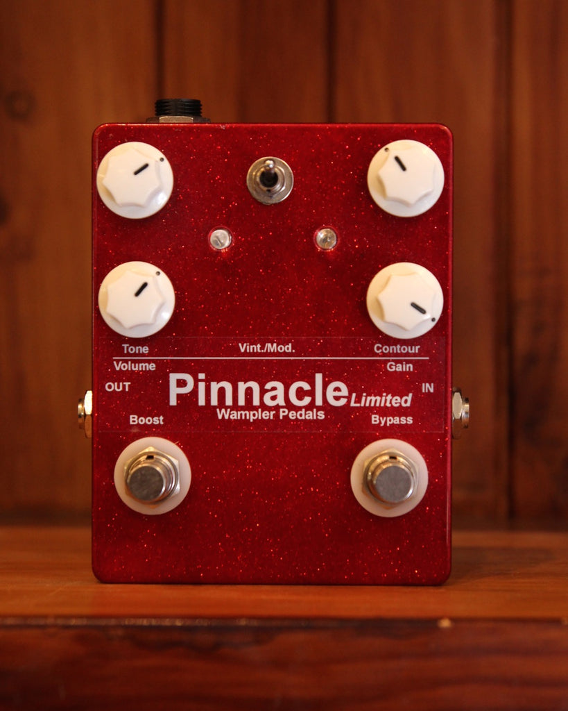 Wampler Pinnacle Limited Distortion Pedal Pre-Owned