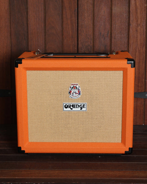 Orange Rocker 15 1x10 2-Channel Valve Combo