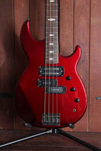 Yamaha BB714BS Lava Billy Sheehan Signature Bass Guitar Pre-Owned