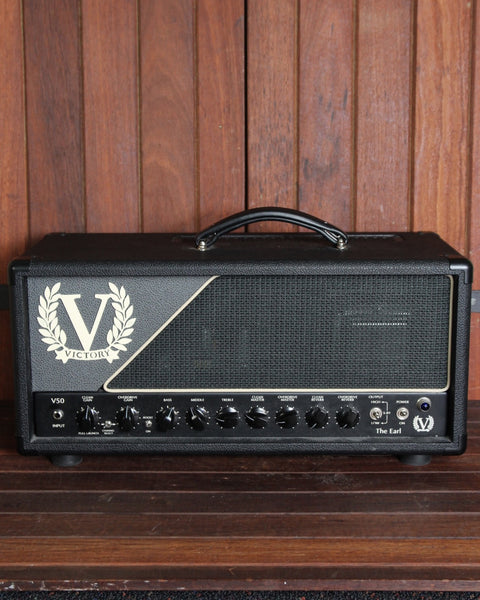 *NEW ARRIVAL* Victory Amplification V50 The Earl 15/50w Head Pre-Owned