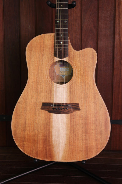 Cole Clark Fat Lady FL2EC All Blackwood Rosewood Upgrade Pre-Owned